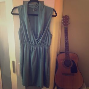 Fun detailed summer dress